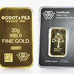 Les lingotins d'or