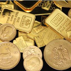 Pièces d'or ou lingot : il faut choisir
