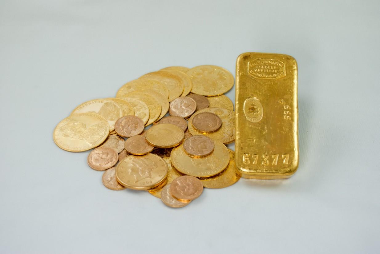 La Chine, l'Or et l'Inde